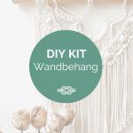 Dekoration Makramee Regenbogen Wandschmuck für Kinderzimmer